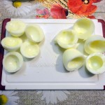 Как сделать из яиц грибочки - рецепт и технология