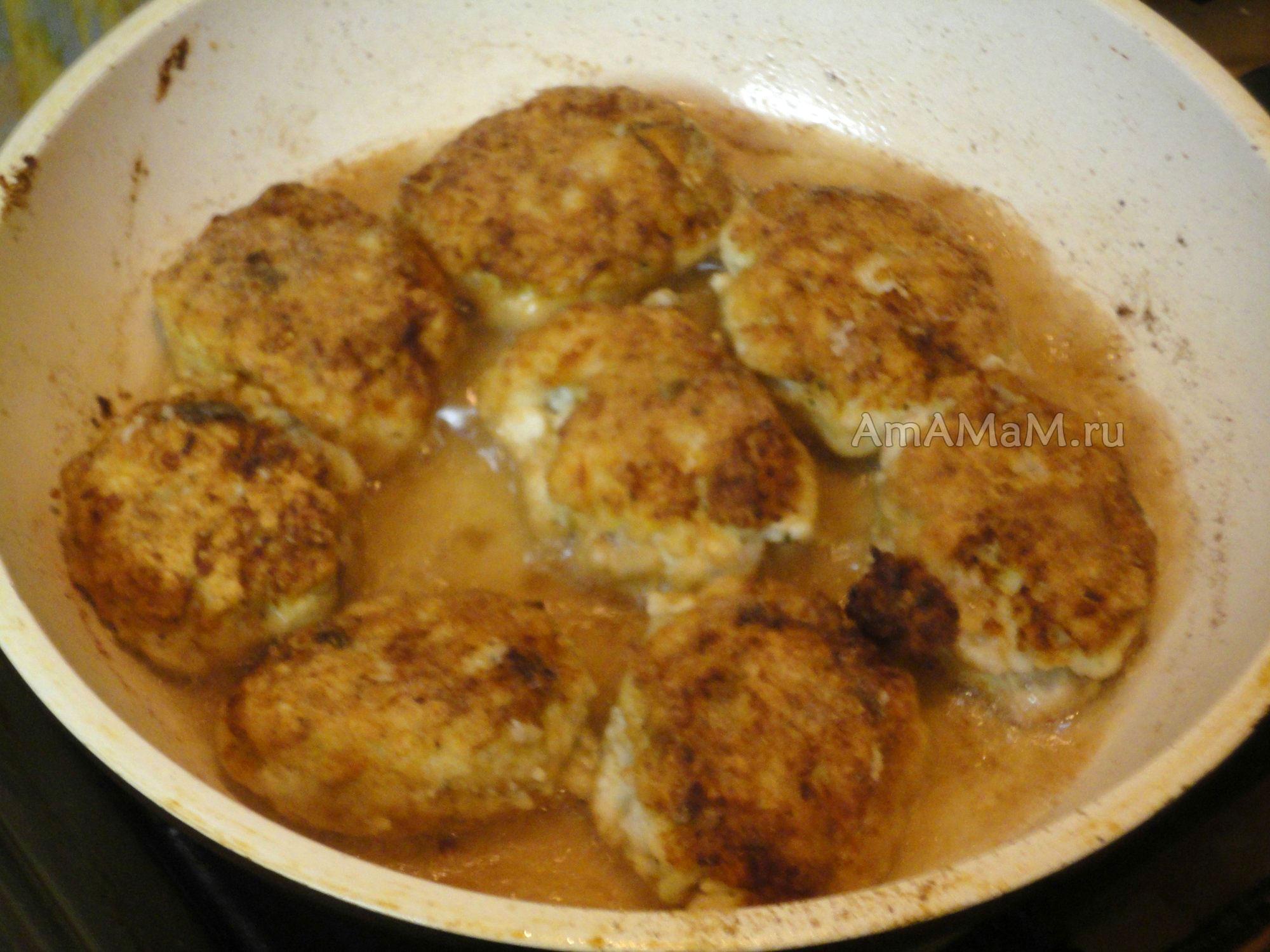 вкусные домашние котлеты из куриного фарша рецепт