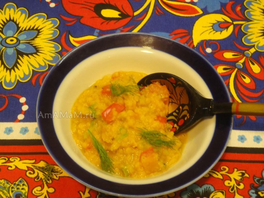 Вкусные постные блюда из красной чечевицы - рецепты с фото