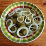 Что подать на обед к картошке и селедке - рецепт салата