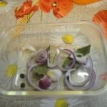 Как засолитьл сельдь в домашних условиях - рецепт