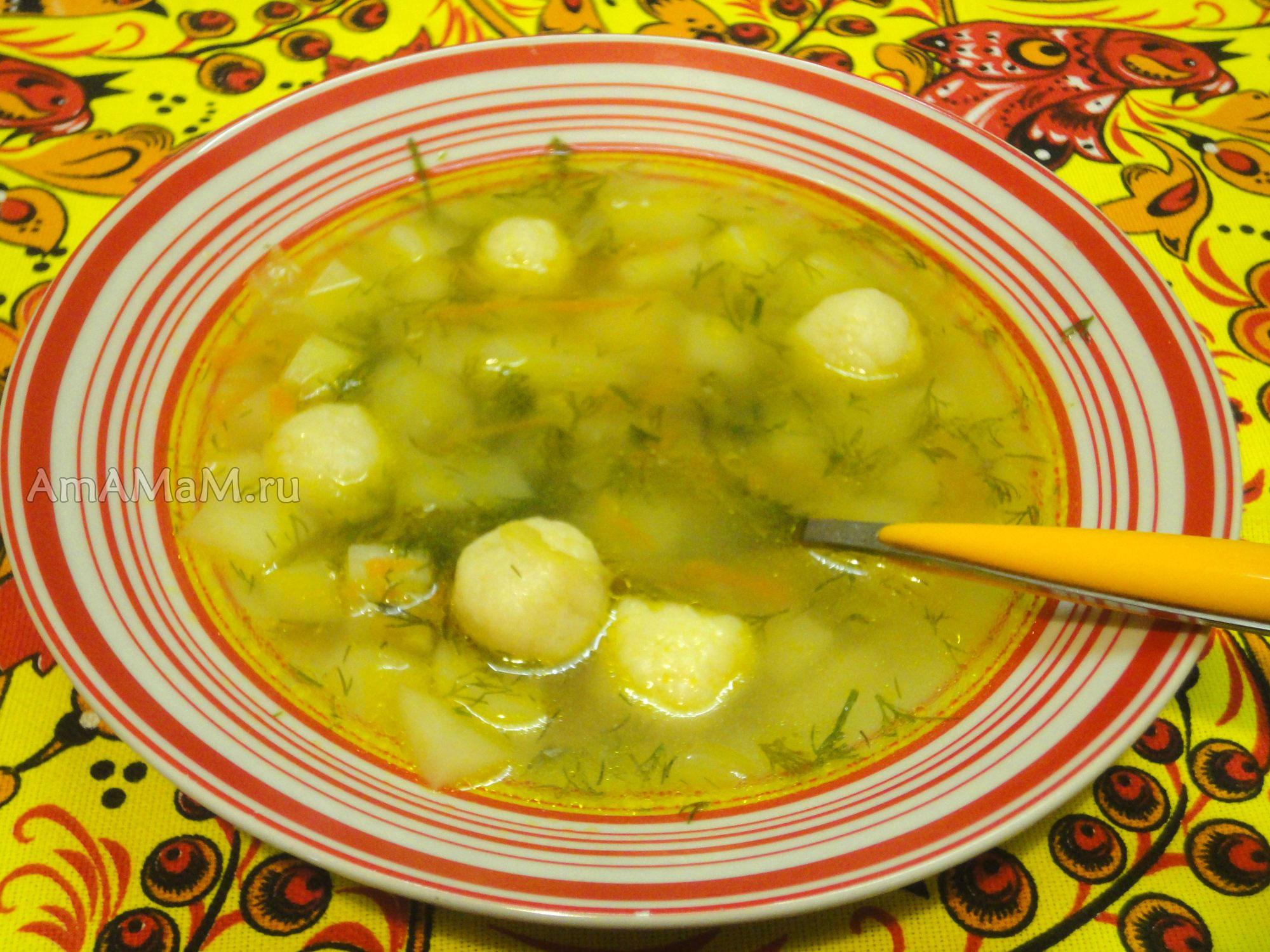 Рецепты куриного супа с сыром