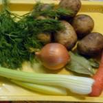 Состав и рецепт супа с плавлеными сырками