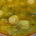 Вкусные домашние супы - рецепты