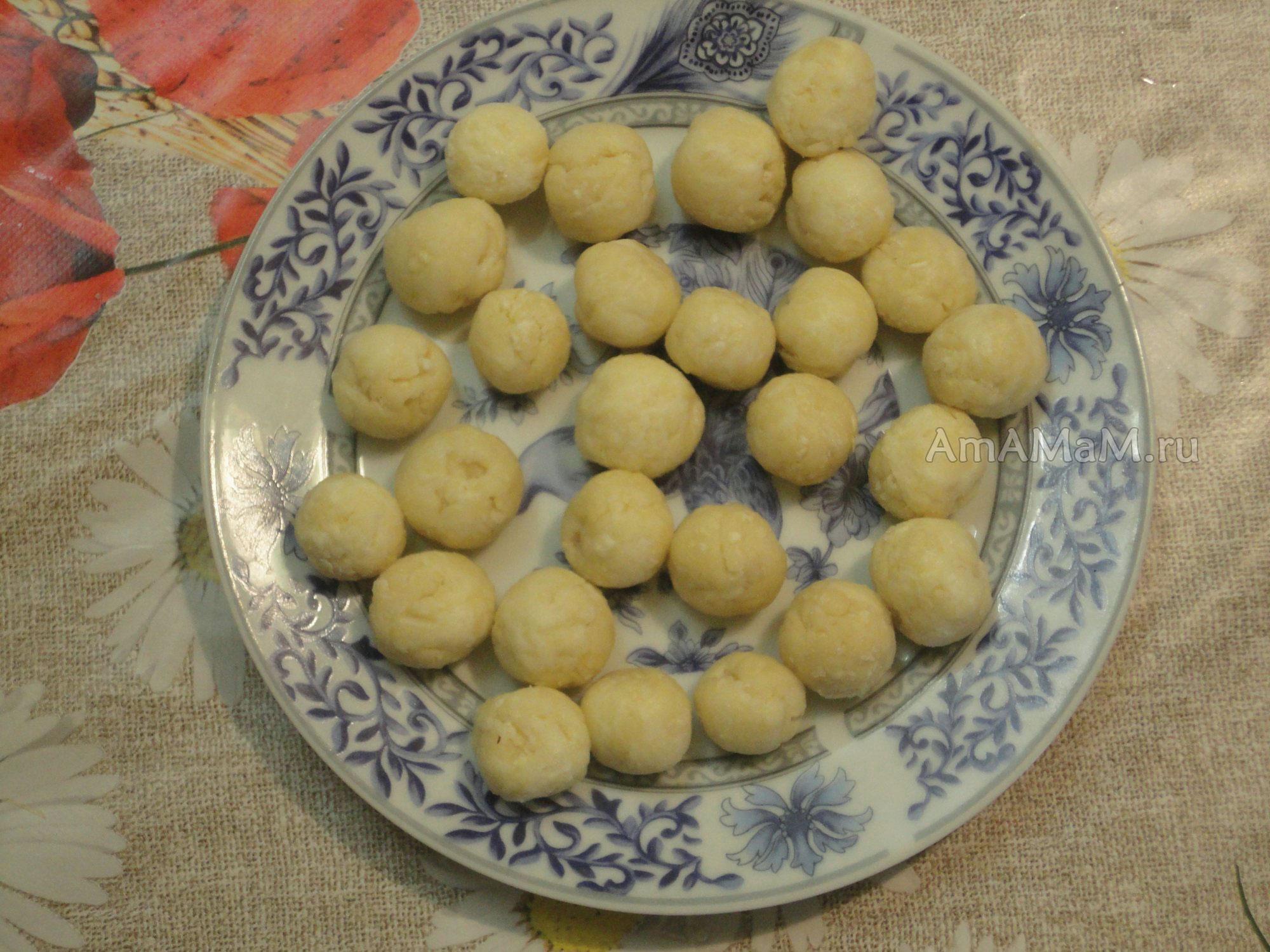 Сырные шарики из заварного теста рецепт пошагово