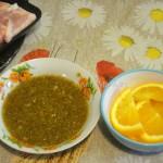 В чем мариновать свинину - рецепт апельсиново-медового маринада
