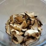 Блюда с белыми грибами сушеными