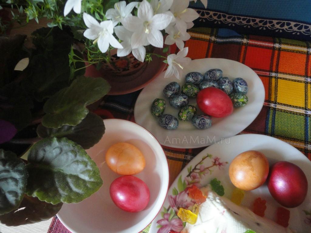 Пасхальные блюда - рецепты с фото