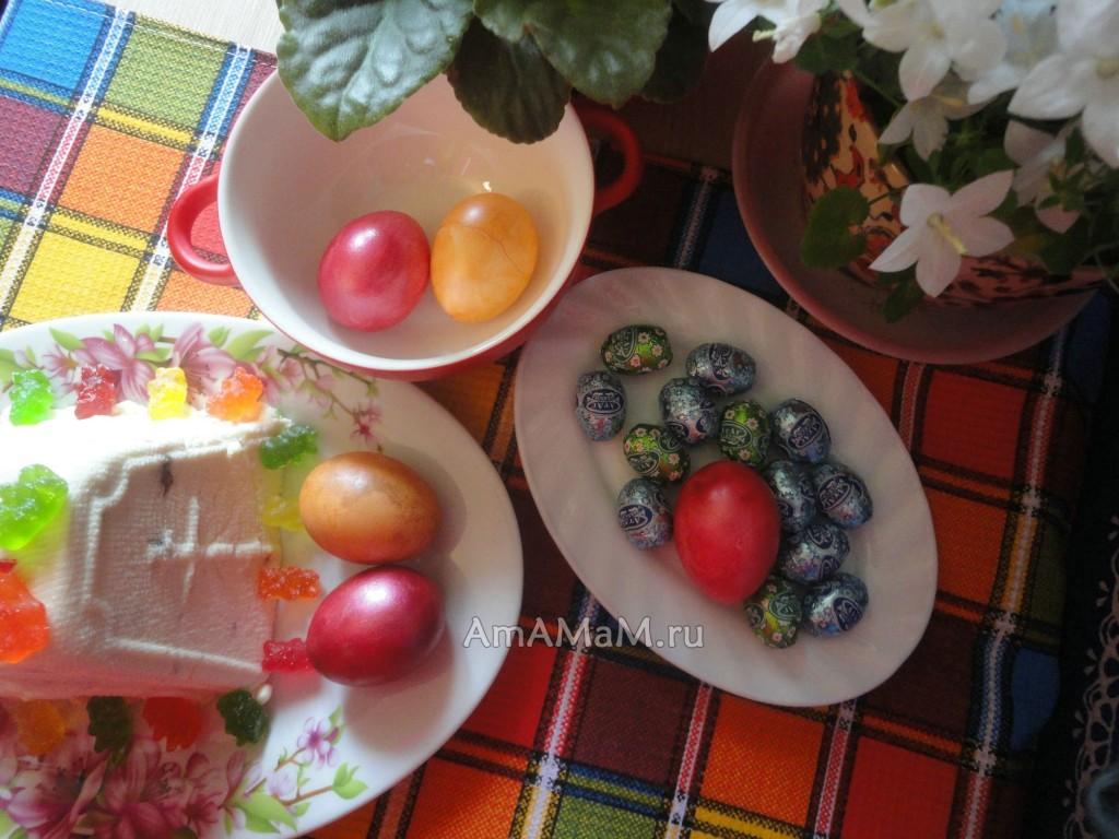 Пасхальные фото: яйца, пасха