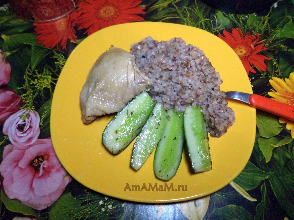 Рецепты малосольных огурцов с фото