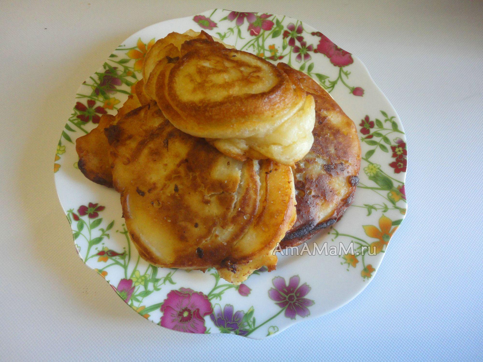 простой рецепт жареных пирожков из куриного фарша