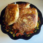 Что приготовить из фарша и теста на оладьи - рецепт пирожков