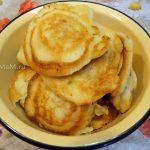 Ленивые пирожки с мясом - рецепт