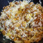 Способ приготовления грибного блюда из лисичек с рисом