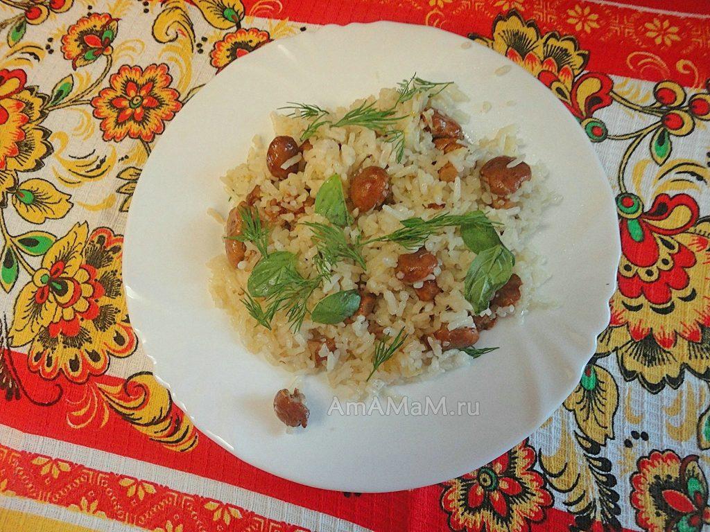 Постные блюда - рецепты