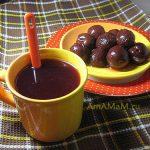 Компот из ягод или фруктов на зиму (простой рецепт)