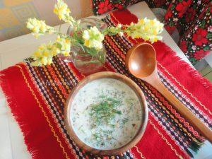 Рецепты болгарской кухни - таратор