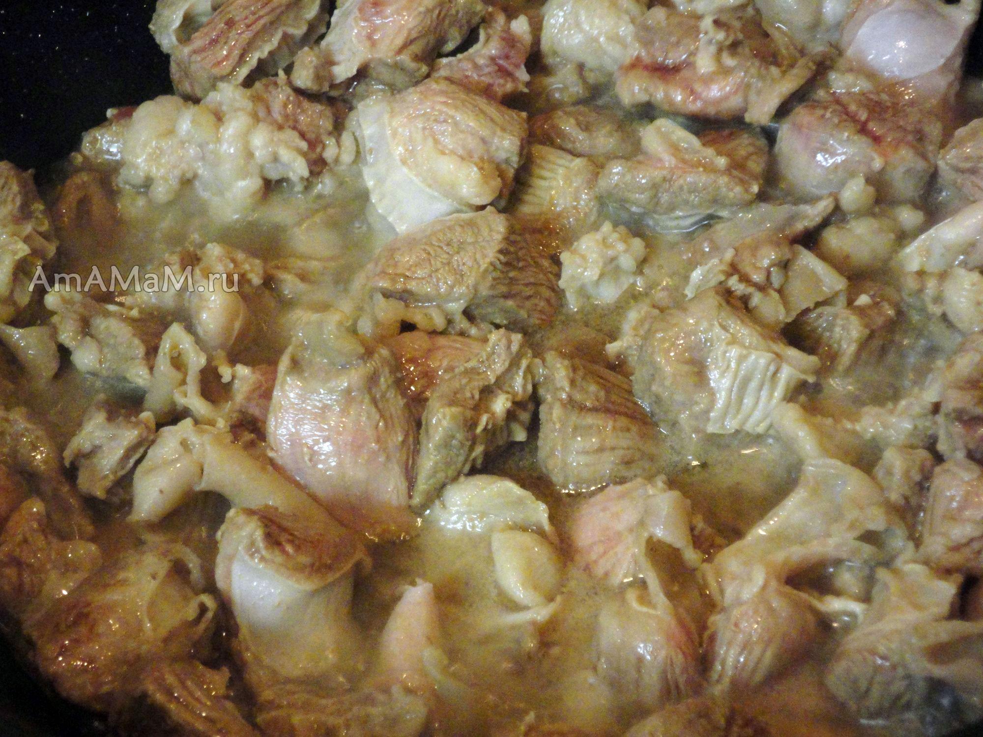 Свинина кусочками тушеная рецепты