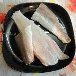 Как выглядит рыбное филе - хек
