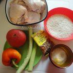 Приготовление курицы в банке - состав рецепта