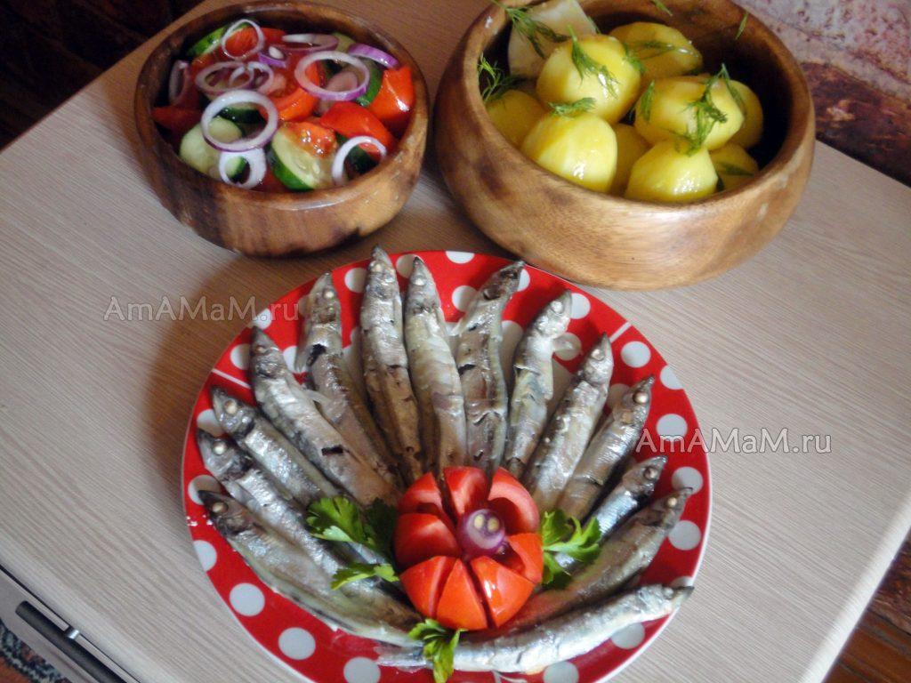 Вкусная, недорогая и полезная рыба мойва и рецепт приготовления