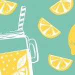 6 необычных и простых рецептов лимонада
