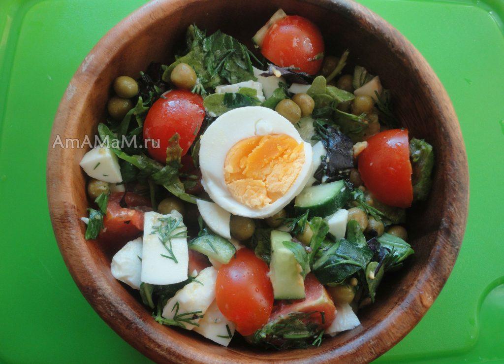Простые рецепты блюд с рукколой
