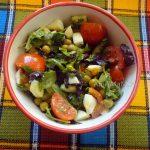 Рецепты вкусных салатов с зеленью рукколы