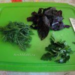 Приготовление салата с рукколой - фото и рецепт