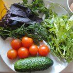 Как готовят рукколу- рецепты