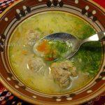 Рецепт ыдомашних супов с фрикадельками с фото