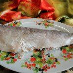 Как делают жереха в соли - рецепт запекания рыбы