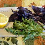 Как готовят жереха в духовке под солью - рецепт