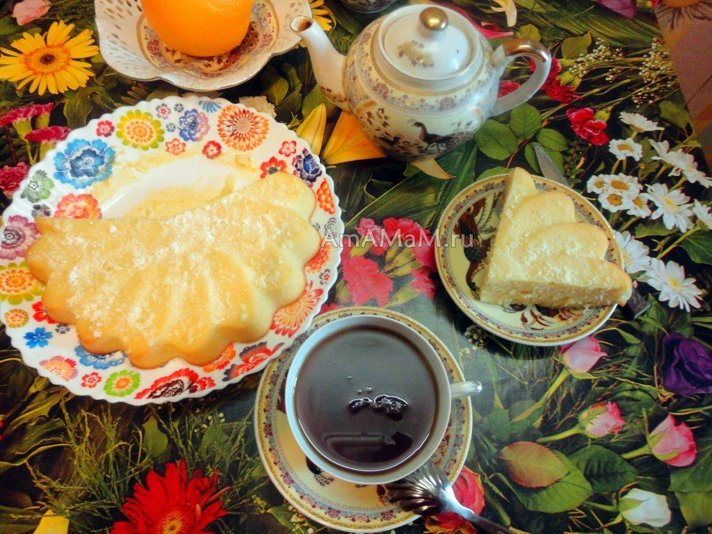 Что испечь с апельсинами - рецепт пирога