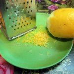 Как получить апельсиновуб или лимонную цедру - фото