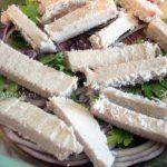 Рецепты вкусных салатов - деревенский свадебный