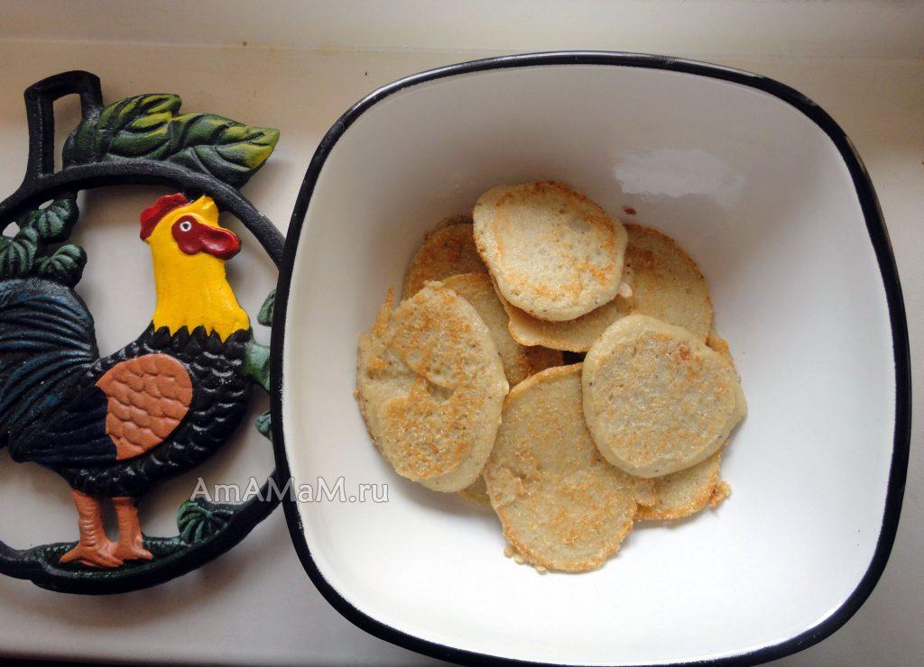 Рецепт блюд с рыбной икрой (речная рыба, окунь)