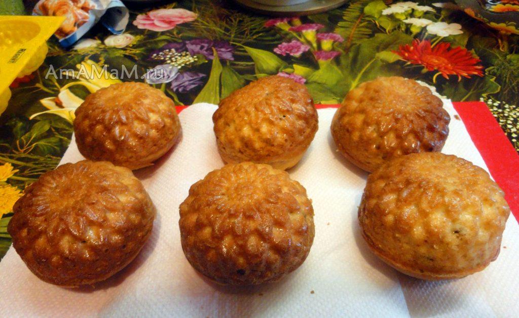 Рецепт Столичного кекса с изюмом, как в СССР