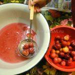 Как варить варенье из китайки в 1 прием - рецепт и фото