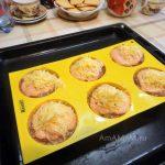 Котлеты в духовке под сырной корочкой -рецепт