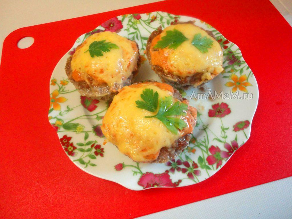 Вкусные необычные котлеты с яблоками - рецепт с фото