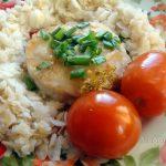 Рецепты из мяса хека - на пару под соевым соусом
