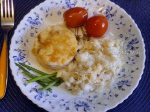 Рецепты - мясо хека на пару