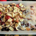 Рецепт варенья из райских яблок дольками