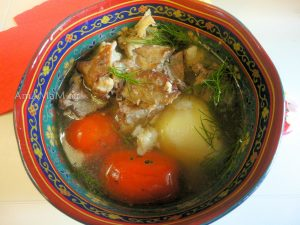 Буглама по-азербайджански - рецепт и фото приготовления