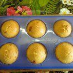 Как выглядят кексы в формочках - фото и рецепт