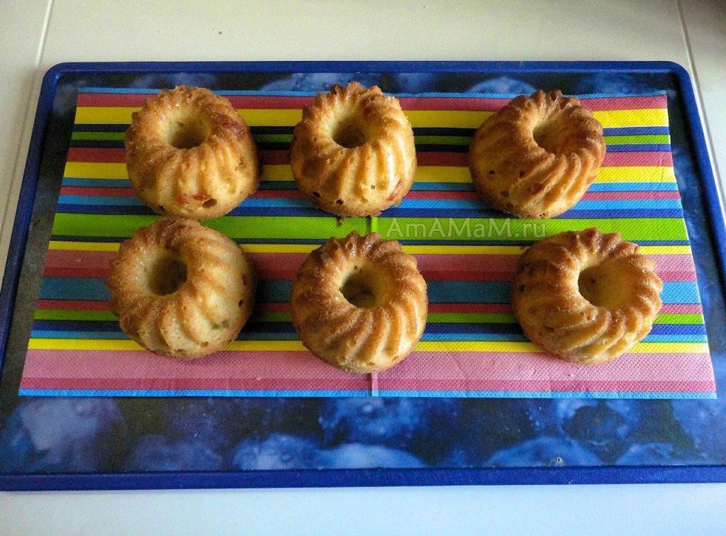 Рецепты домашних кесов в силиконовых формочках