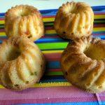 Фото и рецепт кексов в силиконовой формочке - просто и вкусно