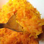 Морковная начинка для пирогов, пирожков и рулетов