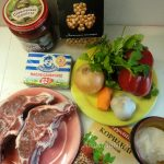 Что нужно для супа с бараниной и нутом - состав продуктов